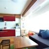 1LDK Apartment to Rent in Kobe-shi Chuo-ku Kitchen