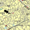 2LDK Terrace house to Rent in Funabashi-shi Access Map