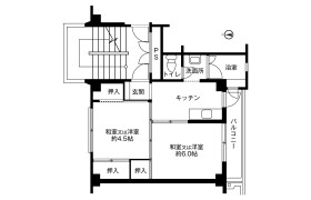 2K Mansion in Aocho - Ono-shi