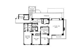 品川区大崎-2LDK公寓