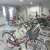 在新宿區內租賃1K 公寓大廈 的房產 停車位