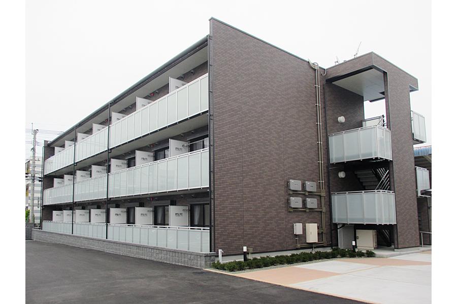 1R Apartment to Rent in Fukuoka-shi Hakata-ku Exterior
