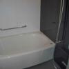 2LDK Apartment to Rent in Minato-ku Bathroom