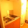 1K Apartment to Rent in Fujimino-shi Kitchen