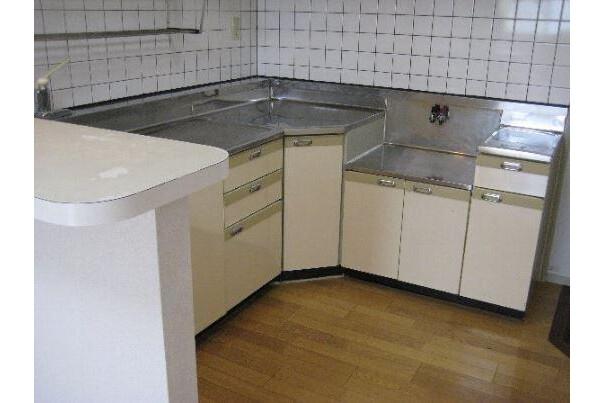 4LDK Apartment to Rent in Nagoya-shi Meito-ku Kitchen