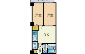 2DK Mansion in Nijutsukimachi - Shinjuku-ku