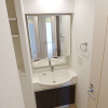 1DK Apartment to Rent in Taito-ku Washroom