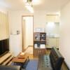 1DK Apartment to Rent in Sapporo-shi Chuo-ku Floorplan