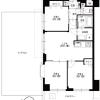 3LDK Apartment to Buy in Saitama-shi Urawa-ku Floorplan