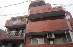 2DK {building type} in Mita - Meguro-ku