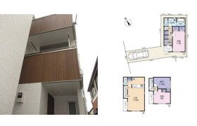 大田區西六郷-2SLDK{building type}