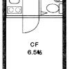1K Apartment to Buy in Setagaya-ku Floorplan
