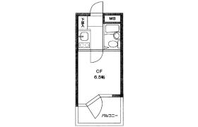 世田谷區南烏山-1K{building type}