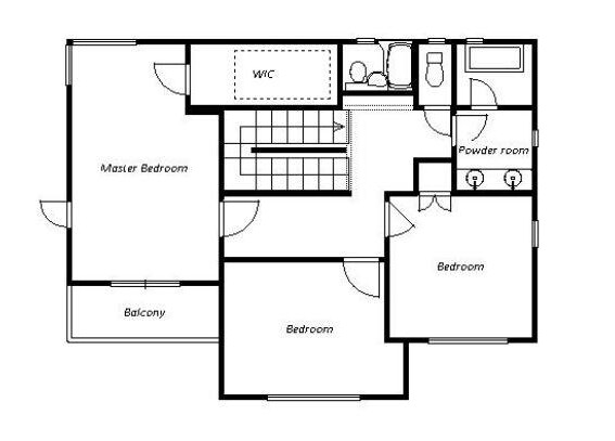 4LDK House to Buy in Kobe-shi Higashinada-ku Floorplan