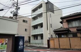品川区東大井-1K公寓大厦
