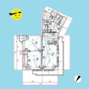 2LDK {building type} in Komazawa - Setagaya-ku Floorplan