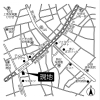 1LDK Apartment to Rent in Setagaya-ku Map