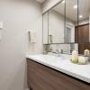 在澀谷區購買3LDK 公寓大廈的房產 盥洗室