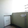 1K Apartment to Rent in Chiba-shi Chuo-ku Balcony / Veranda