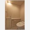 1LDK Apartment to Rent in Shibuya-ku Toilet