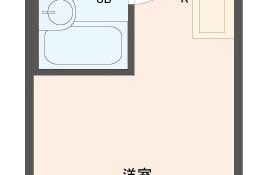 1R {building type} in Nakamurakita - Nerima-ku