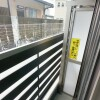 1K Apartment to Rent in Tokorozawa-shi Balcony / Veranda