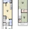 2DK House to Buy in Matsubara-shi Floorplan