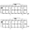 1K Apartment to Rent in Kisarazu-shi Layout Drawing