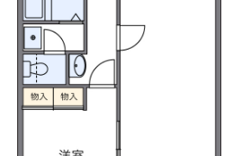 1LDK Apartment in Shimorenjaku - Mitaka-shi