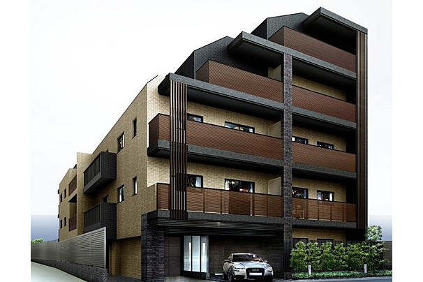 2SLDK Apartment to Rent in Taito-ku Exterior