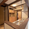 3LDK Terrace house to Buy in Kyoto-shi Kamigyo-ku Kitchen
