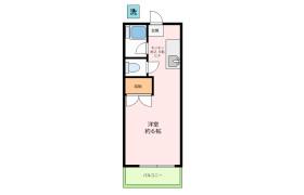 杉並区阿佐谷南-1K公寓