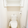 2LDK マンション 北区 トイレ