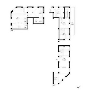 4LDK Mansion in Mita - Minato-ku Floorplan