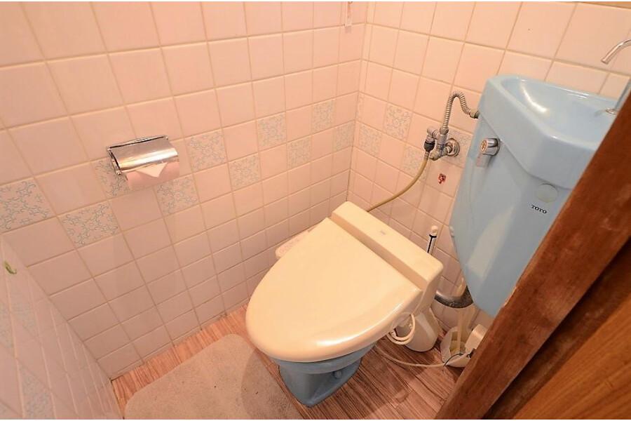 3DK House to Buy in Osaka-shi Higashiyodogawa-ku Toilet