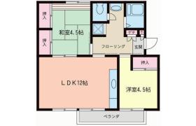 2LDK {building type} in Shimoasao - Kawasaki-shi Asao-ku