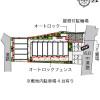 1K Apartment to Rent in Adachi-ku Floorplan