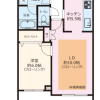 2LDK Apartment to Buy in Yokohama-shi Naka-ku Floorplan