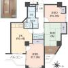 3DK Apartment to Buy in Suita-shi Floorplan