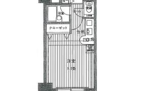 1K {building type} in Tsumashoji - Fukuoka-shi Hakata-ku