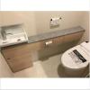 1LDK Apartment to Rent in Yokohama-shi Nishi-ku Toilet