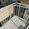 1LDK Terrace house to Rent in Ichikawa-shi Balcony / Veranda