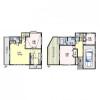 2SLDK House to Rent in Yokosuka-shi Floorplan
