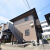 1K Apartment to Rent in Yokohama-shi Minami-ku Building Entrance