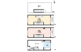 渋谷区 恵比寿 1LDK アパート