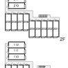 1K Apartment to Rent in Hirakata-shi Layout Drawing