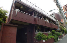 港區麻布狸穴町-1R{building type}