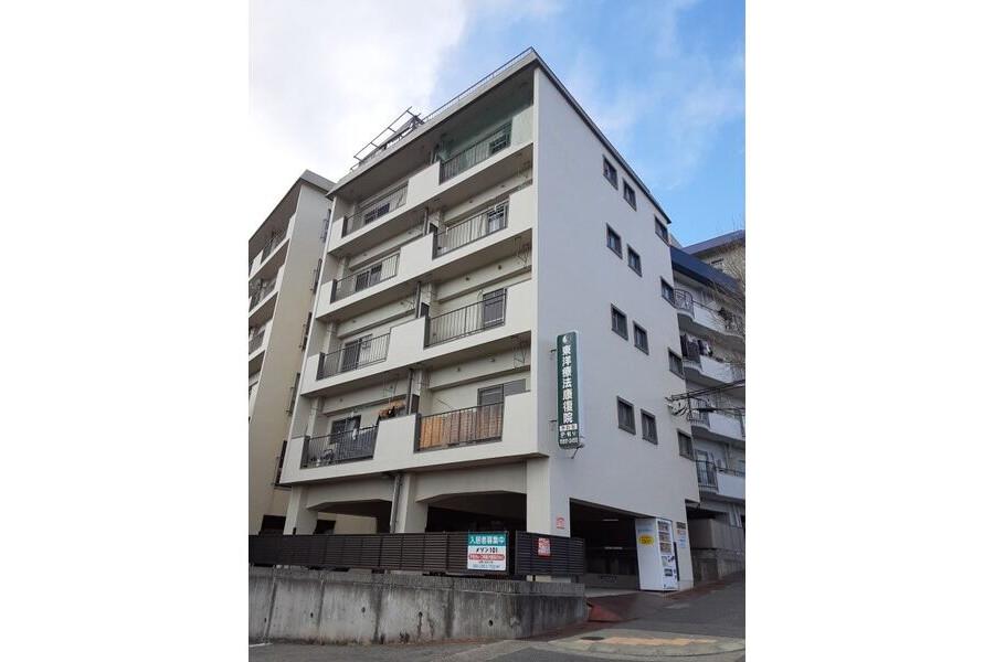 在神戸市灘區內租賃2DK 公寓大廈 的房產 戶外
