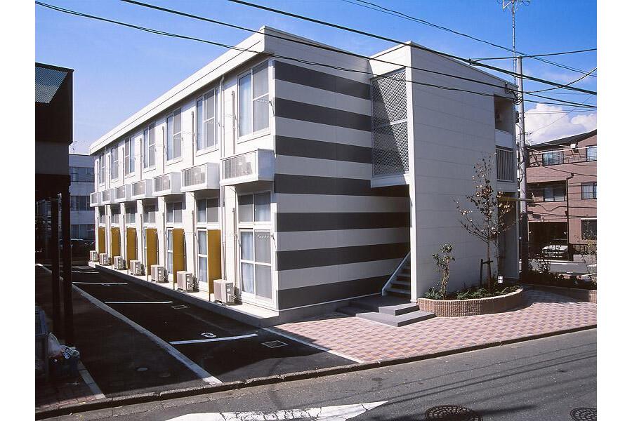 1K Apartment to Rent in Kawasaki-shi Miyamae-ku Exterior