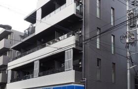 新宿區新小川町-1K公寓大廈